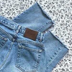 VTG🌵high waist calvin klein cropped jeans